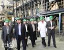 بازديد وزارت امور خارجه از پژوهشگاه صنعت نفت