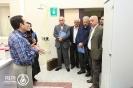 بازديد مديران كارخانه نيشكر خوزستان از پژوهشگاه صنعت نفت