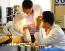 بازدید دکترکاتوزیان از پژوهشکده اکتشاف