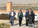 بازدید سفیر هلند از پژوهشگاه صنعت نفت یک روز پس از تحریم