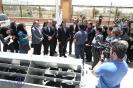افتتاح اولين آزمايشگاه تست تجهيزات خورشيدي- حرارتي در پژوهشگاهه صنعت نفت