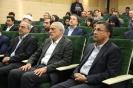 معارفه دکتر جعفر توفیقی ریاست پژوهشگاه صنعت نفت